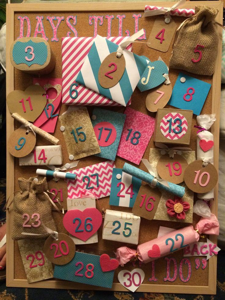 1000+ Ideas About Wedding Calendar On Pinterest