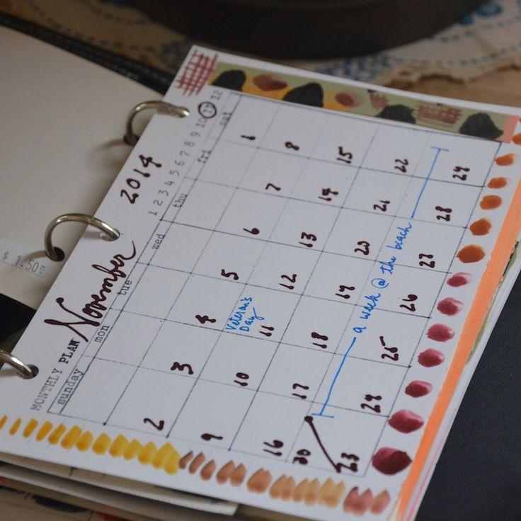 Printable Calendar Booklet Calendar Template 2018