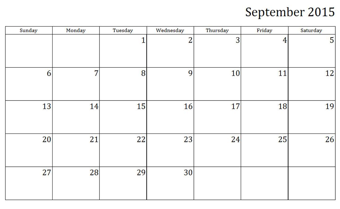 Exelent 2015 Pdf Calendar Template Mold Professional Resume