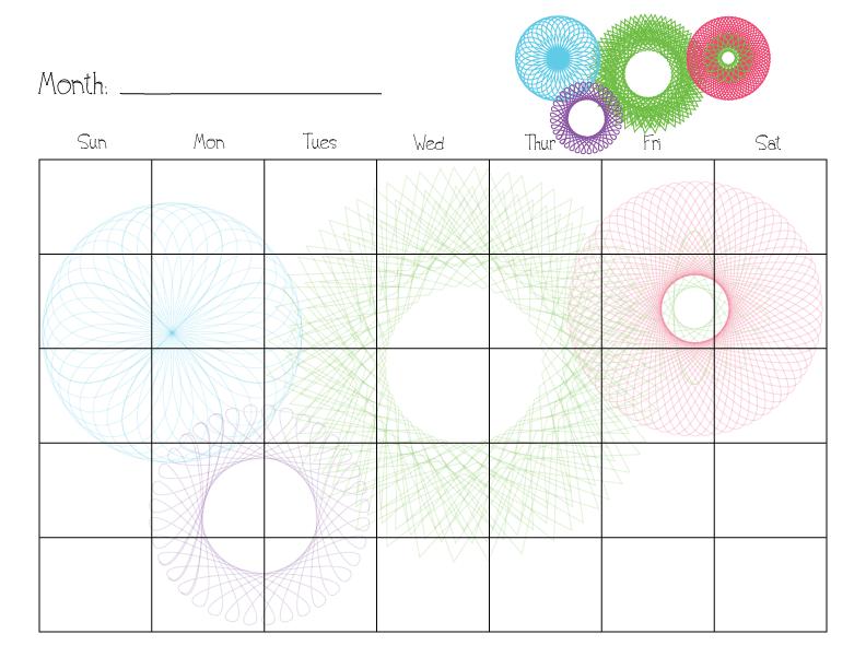 5 Best Images Of Printable Weekly Homework Calendar