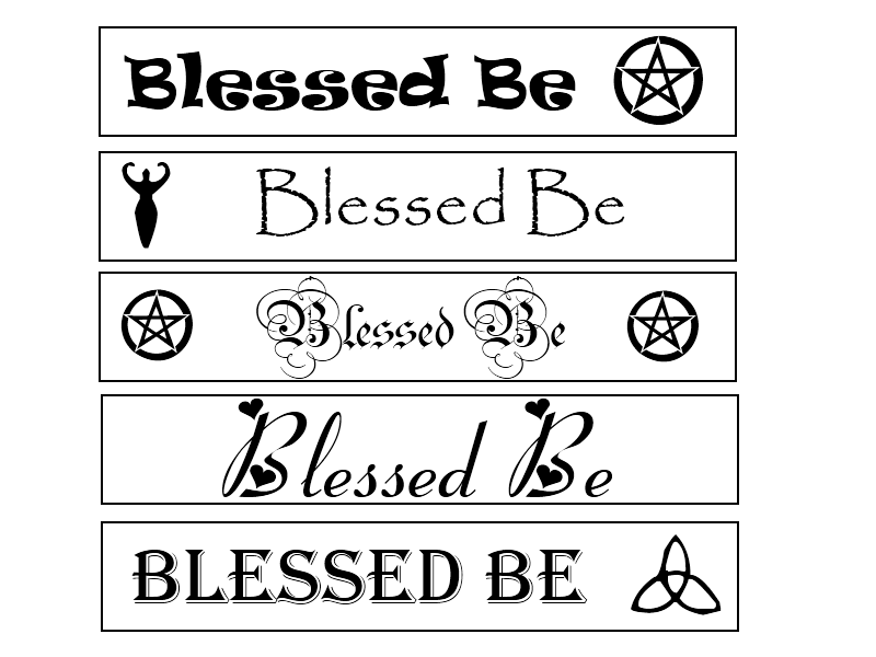 9 Best Images Of Printable Wiccan Symbols To Color
