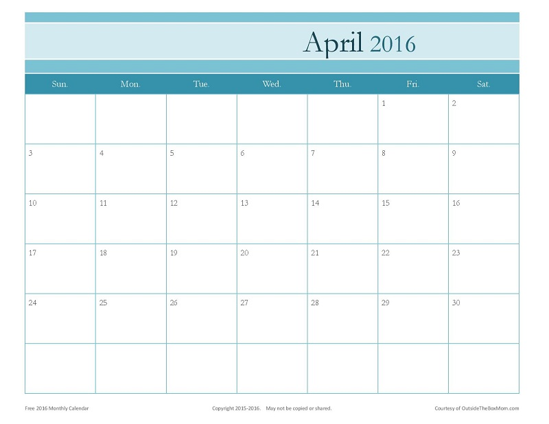 Best Free Printable Planners For Moms