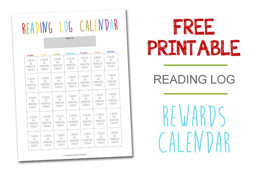 Book It Program + Free Calendar Printable – Maureen Wilkinson