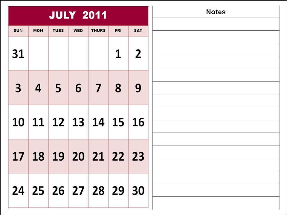 Calendar 4 Months Per Page