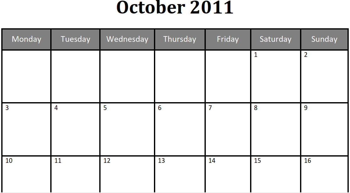 Calendar Printable Images Gallery Category Page 65
