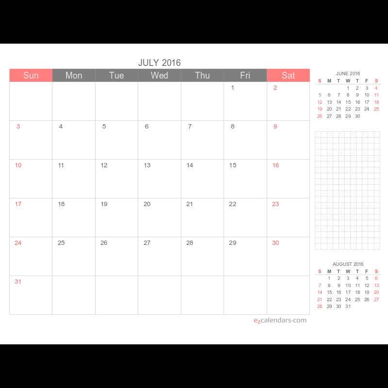 free custom printable calendar calendar template 2018. Black Bedroom Furniture Sets. Home Design Ideas