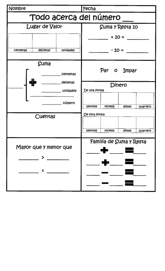 Daily Calendar Math In Spanish For 1st Grade Dual Language