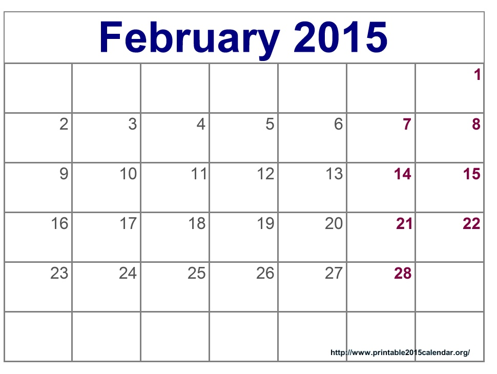 Online Free Calendar 2015 Zrom