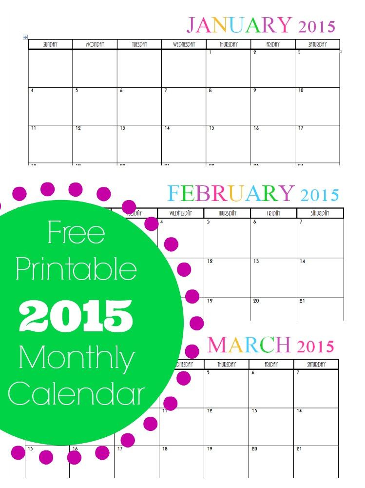 Free Printable Bi