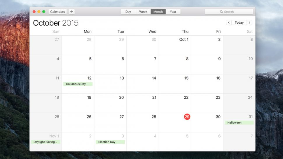 How To Print Everything On Your Mac Calendar