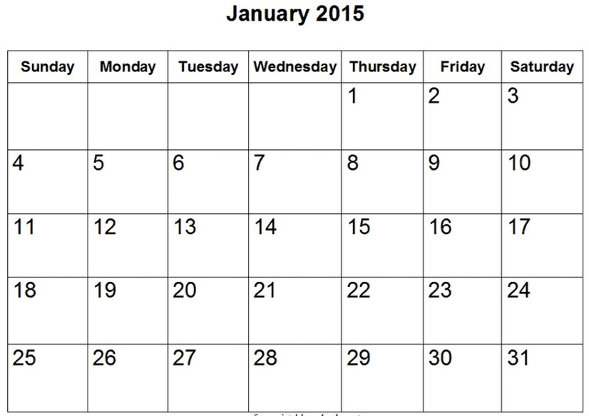 Editable Calendar Html Code : Printable writable calendar template