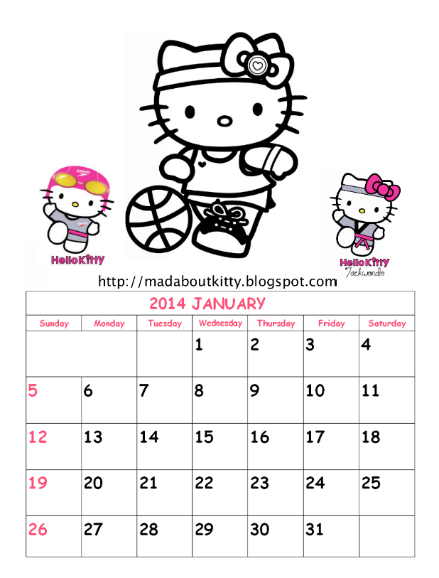 Mad About Kitty  January 2014