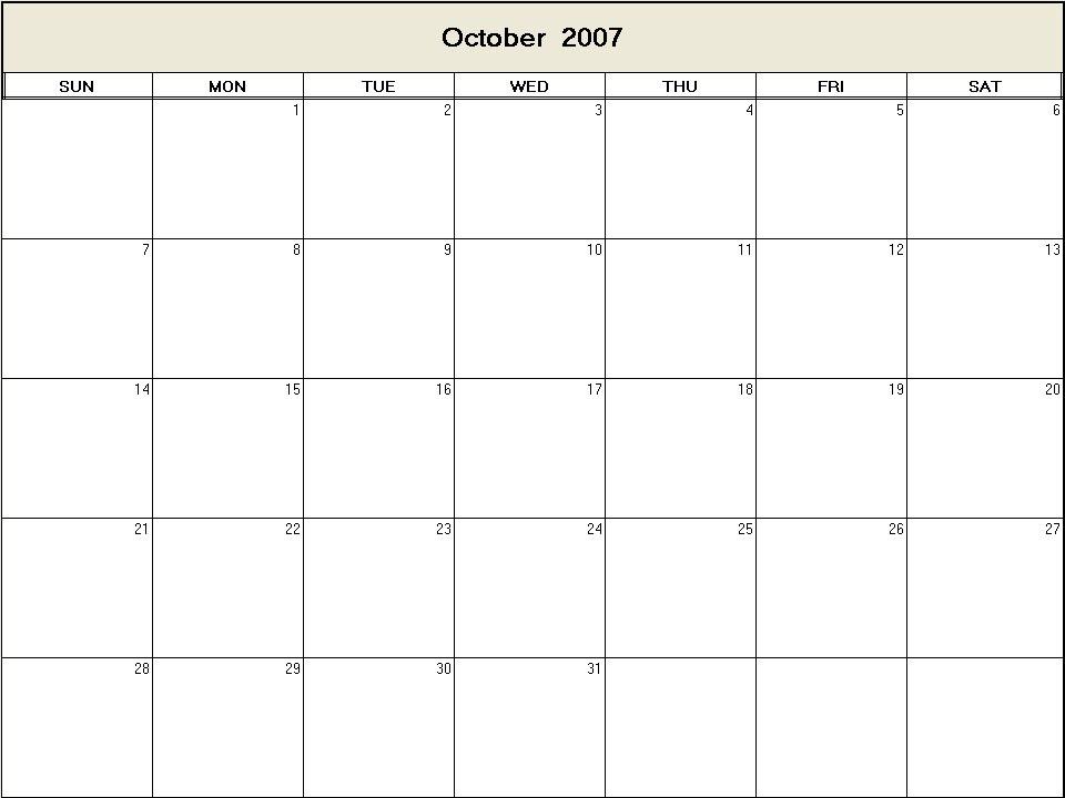 12 month printable calendar 2017