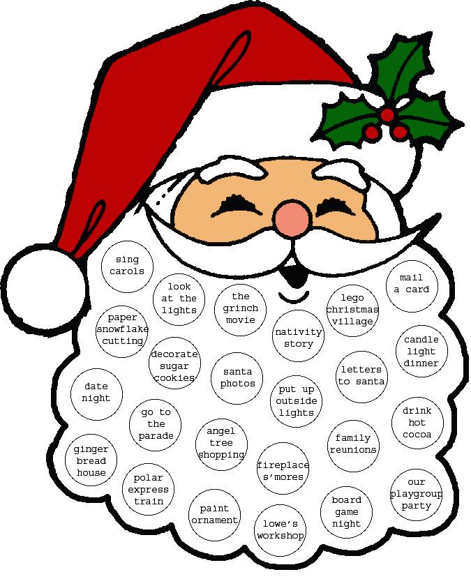 Santa Beard Cut Out Related Keywords & Suggestions