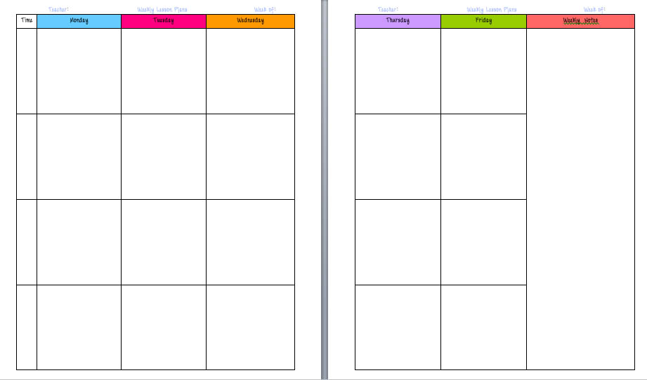 Calendar Printables For Teachers : Free printable calendars for teachers calendar template