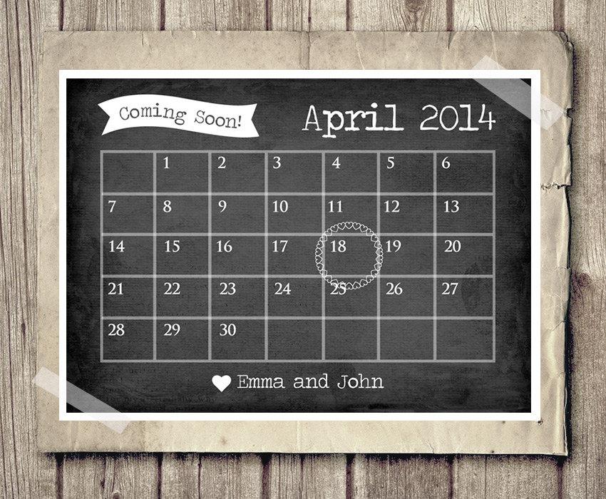 Unique Pregnancy Calendar Related Items