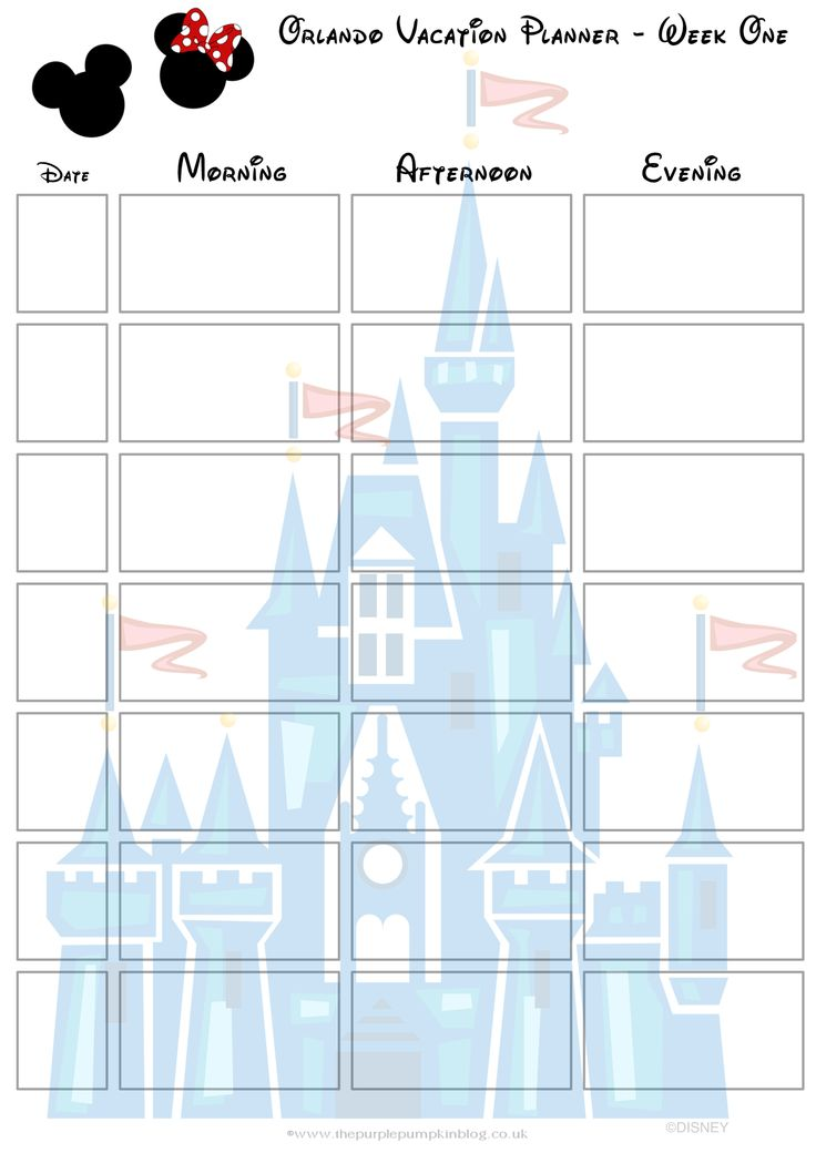 1000+ Ideas About Vacation Planner On Pinterest
