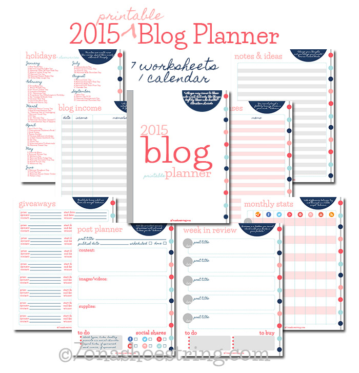 1000+ Images About Free Planner Printables  3 On Pinterest