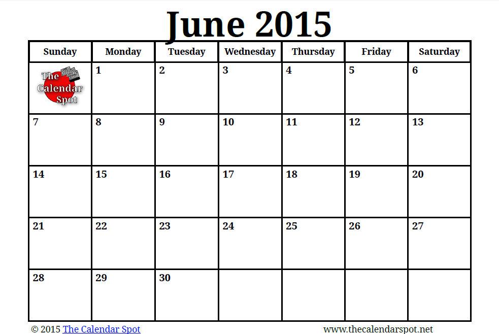 7 Best Images Of Summer Calendar Printable