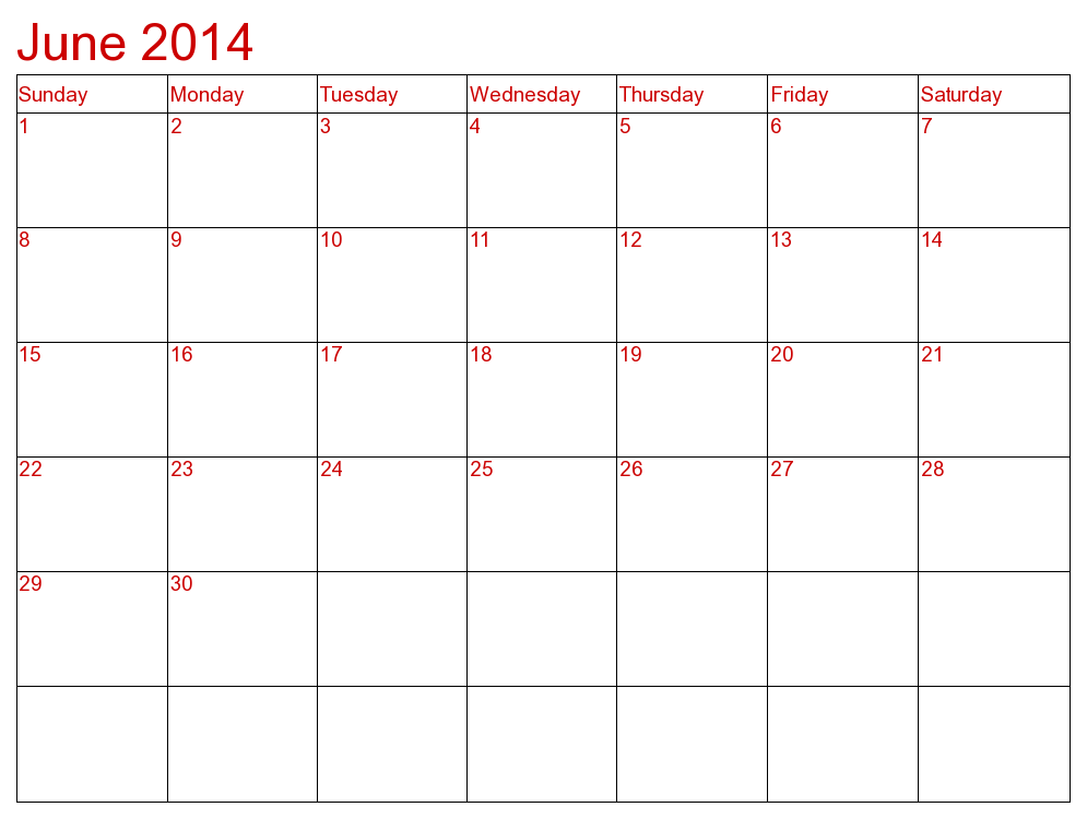 "... Results for ""Blank June Calendar 2013 Printable"" – Calendar 2015"