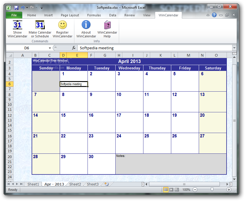 June Wincalendar : Win calendar printable template