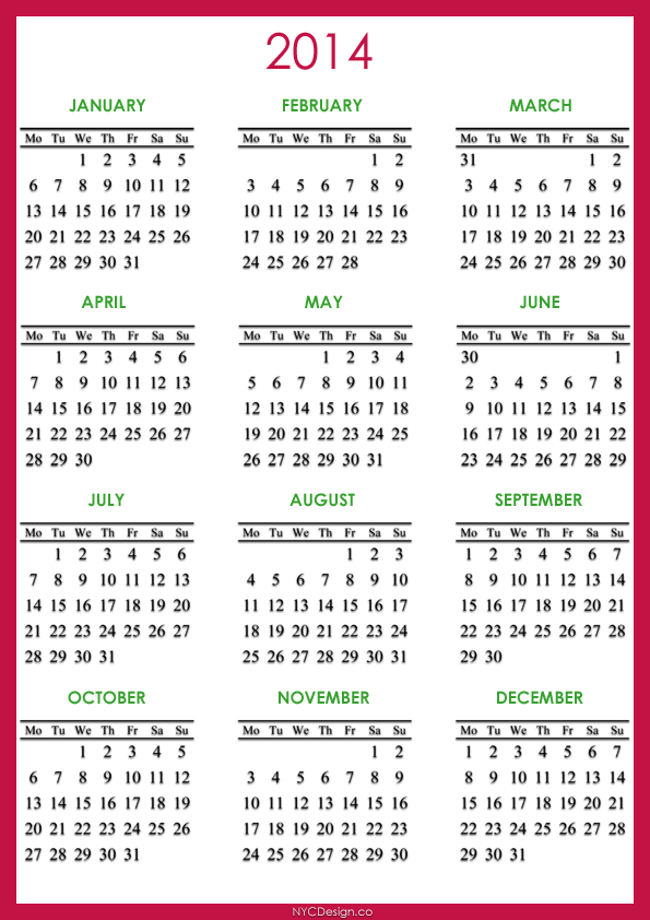Calendar Printable Images Gallery Category Page 58