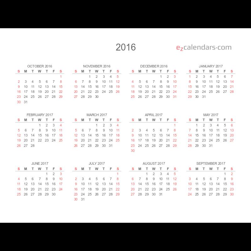 create a printable calendar calendar template 2018. Black Bedroom Furniture Sets. Home Design Ideas