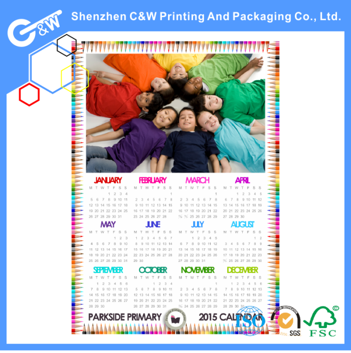 Create Printable Print Off Calendar Date