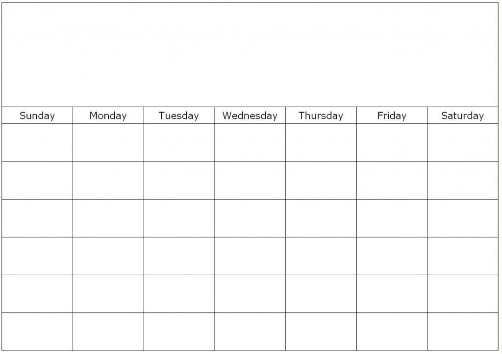 Free Calendars Print