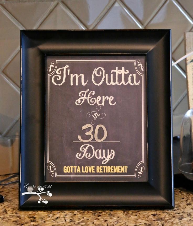 1000+ Ideas About Retirement Countdown Clock On Pinterest