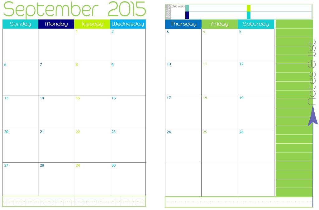 2015 To 2016 Academic Year Around School