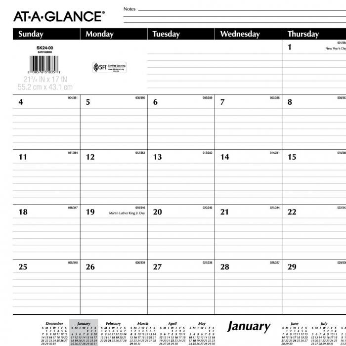2016 Lined Calendar Printable Free