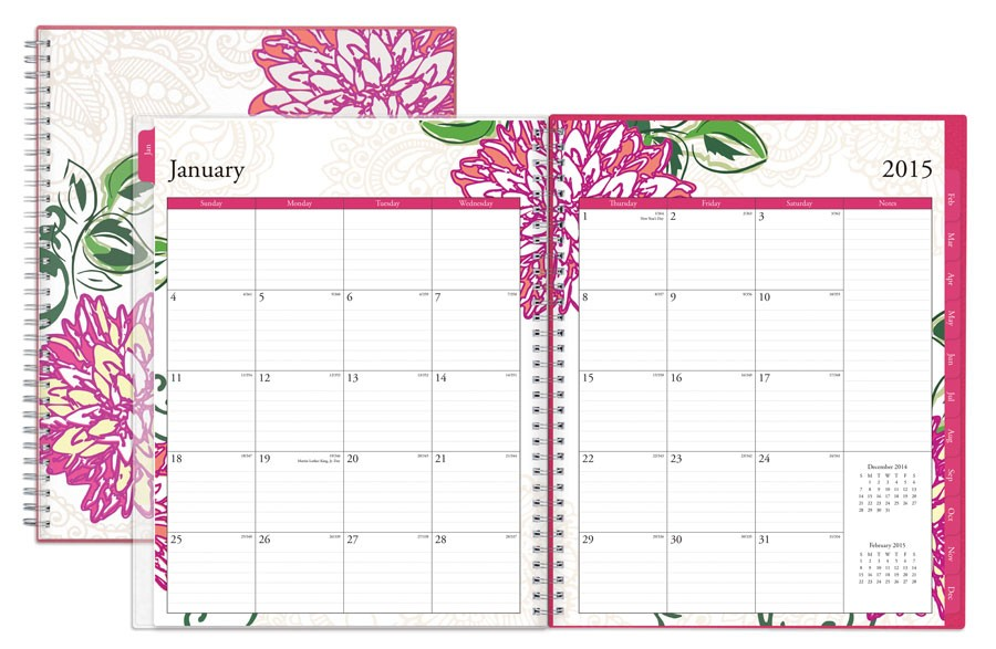 6 Best Images Of 8 5 X 11 Printable Calendar Page