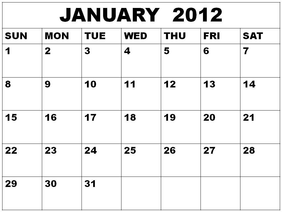 Best Photos Of 1 Month Calendar