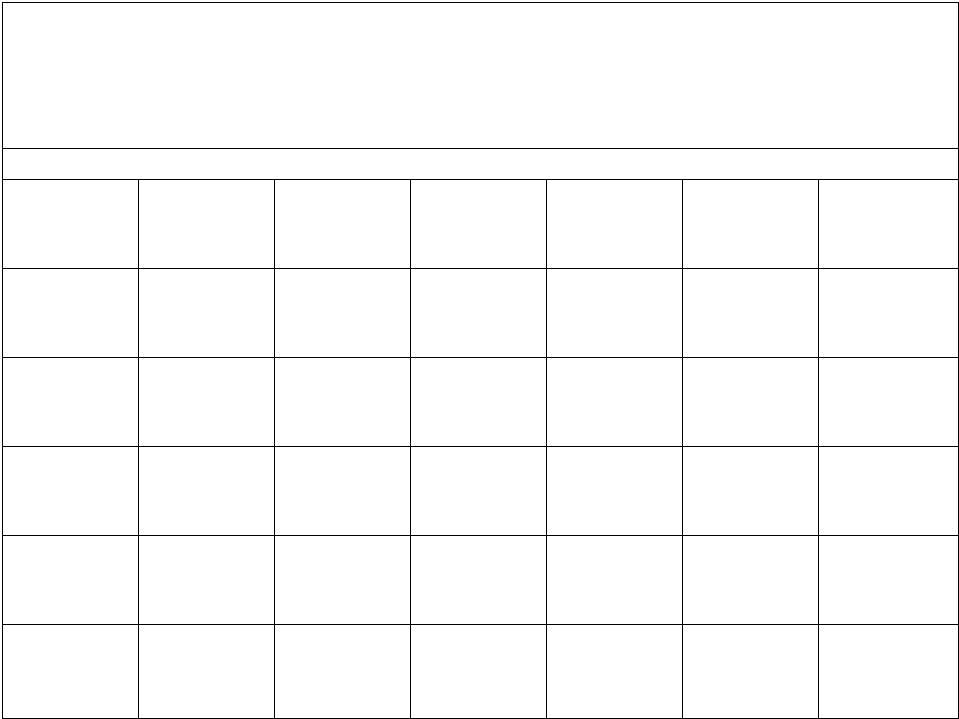 Best Photos Of Blank Calendar Template No Months