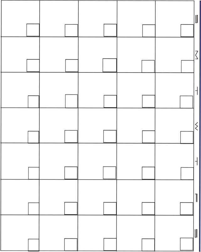Best Photos Of Create A Blank Calendar