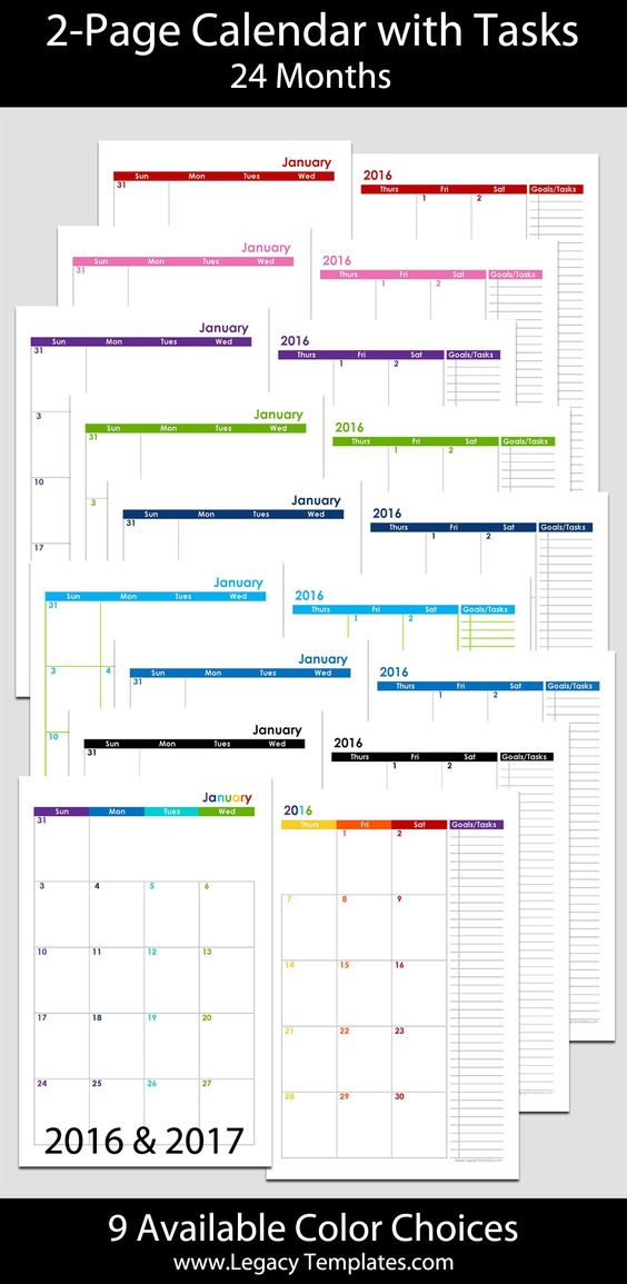 Calendar Printable, Printable Calendars And The Calendar On Pinterest