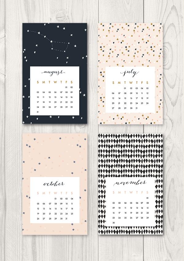 Create This Smart And Beautiful Diy Heart Calendar In 5 Simple