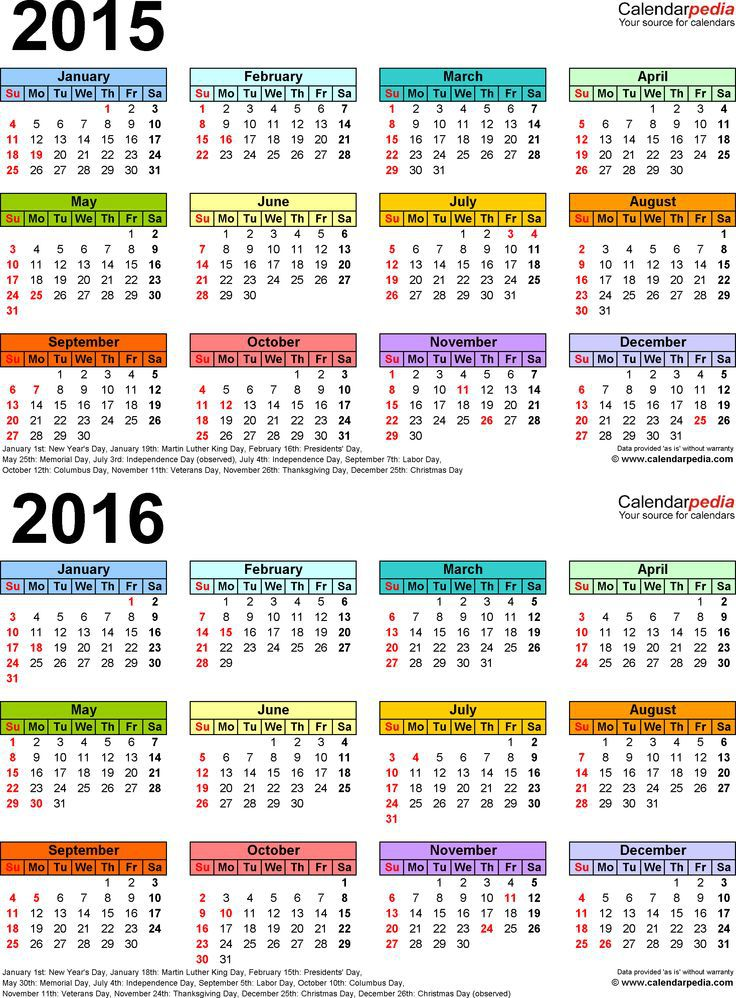 Print Google Calendar On One Page