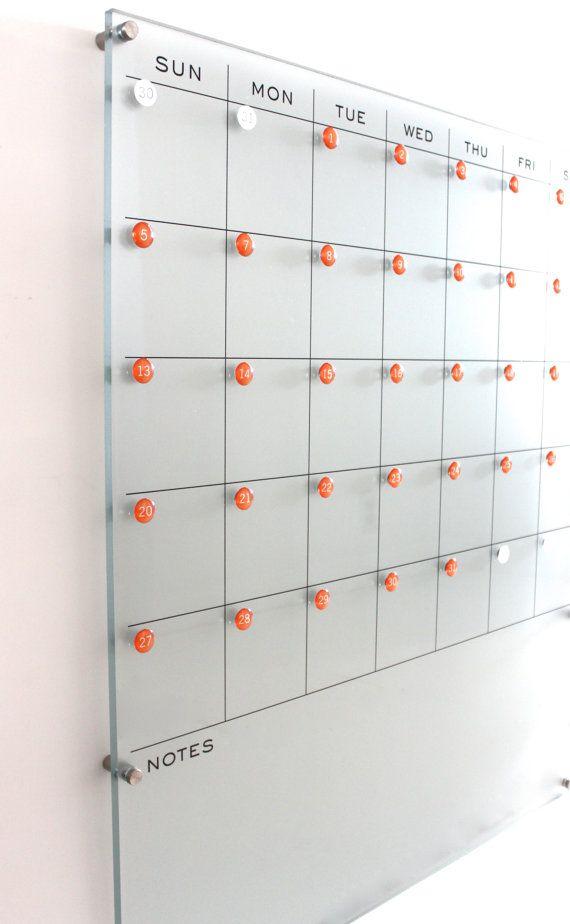 1000+ Ideas About Dry Erase Calendar On Pinterest