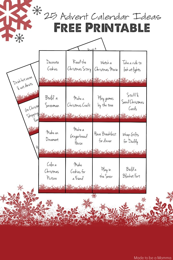 1000+ Images About Advent Calendar Ideas On Pinterest