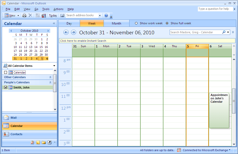 Adding Public Calendars To Outlook 2010