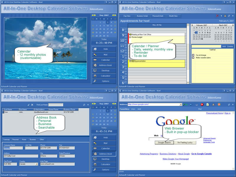Calendar Program Download