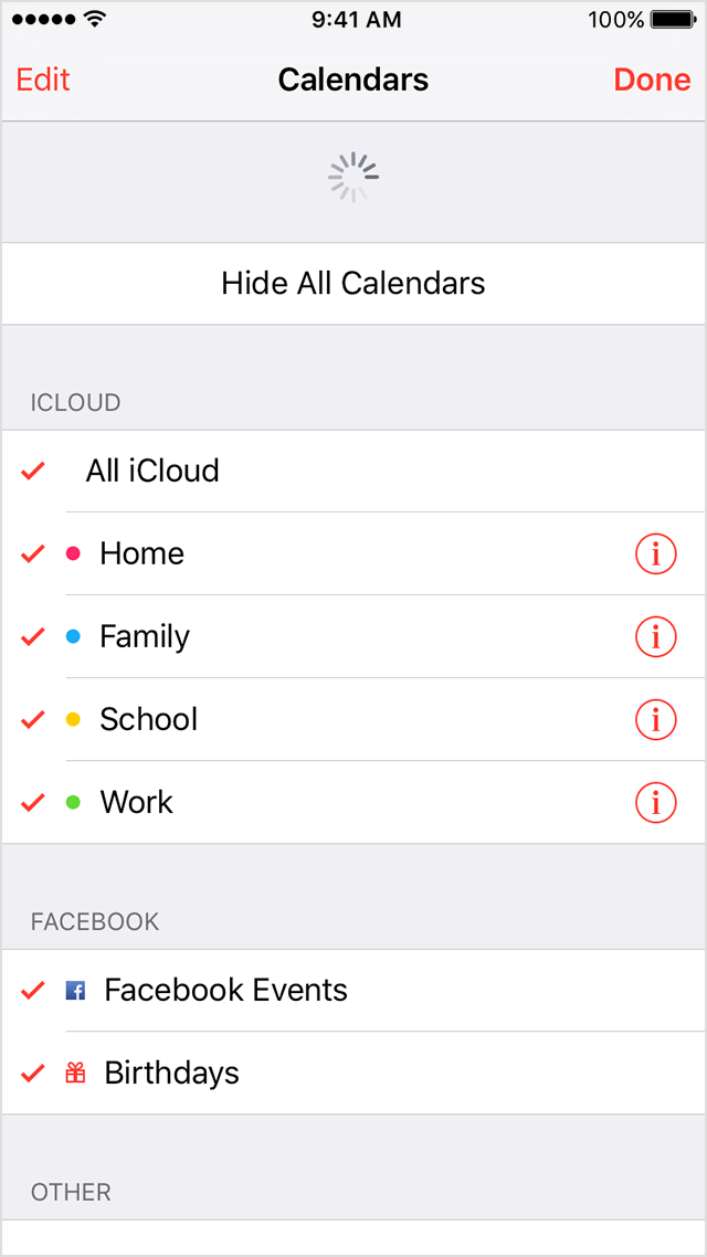 Get Help Using Icloud Contacts, Calendars, Or Reminders