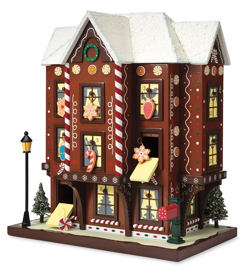 Gingerbread Houses, Advent Calendar And Advent On Pinterest
