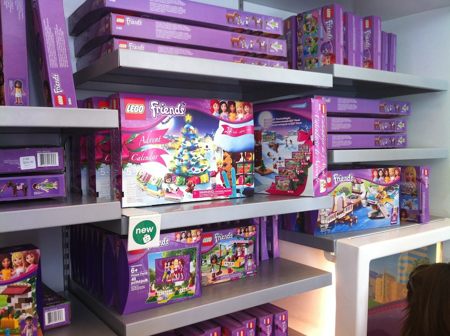 Lego Advent Calendars Hit The Shelves – Star Wars, Friends, And City