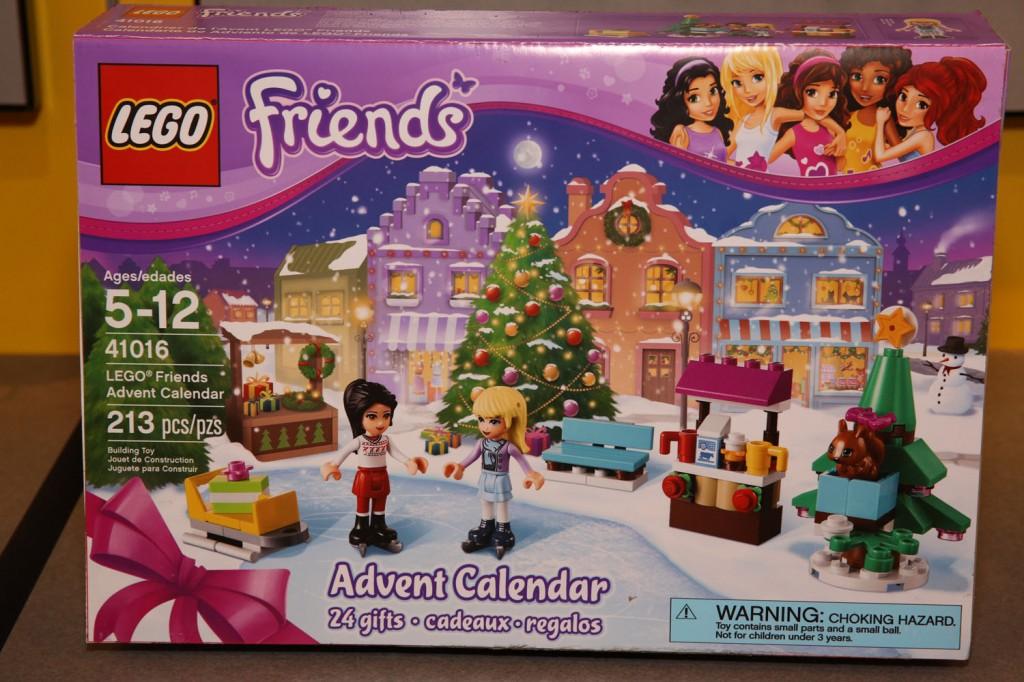 Lego Friends Advent Calendar 41016 £10 @ Tesco Instore
