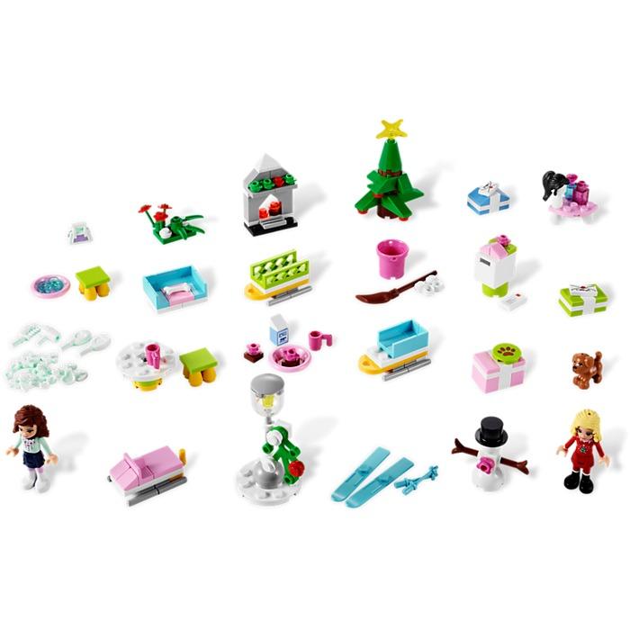 Lego Friends Advent Calendar Set 3316 Packaging