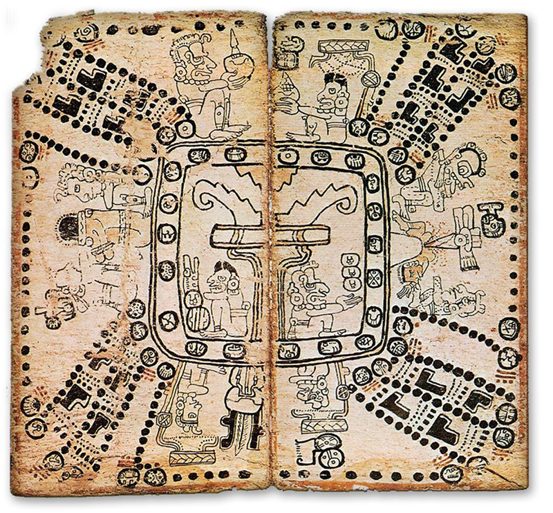 Maya Myth Moment