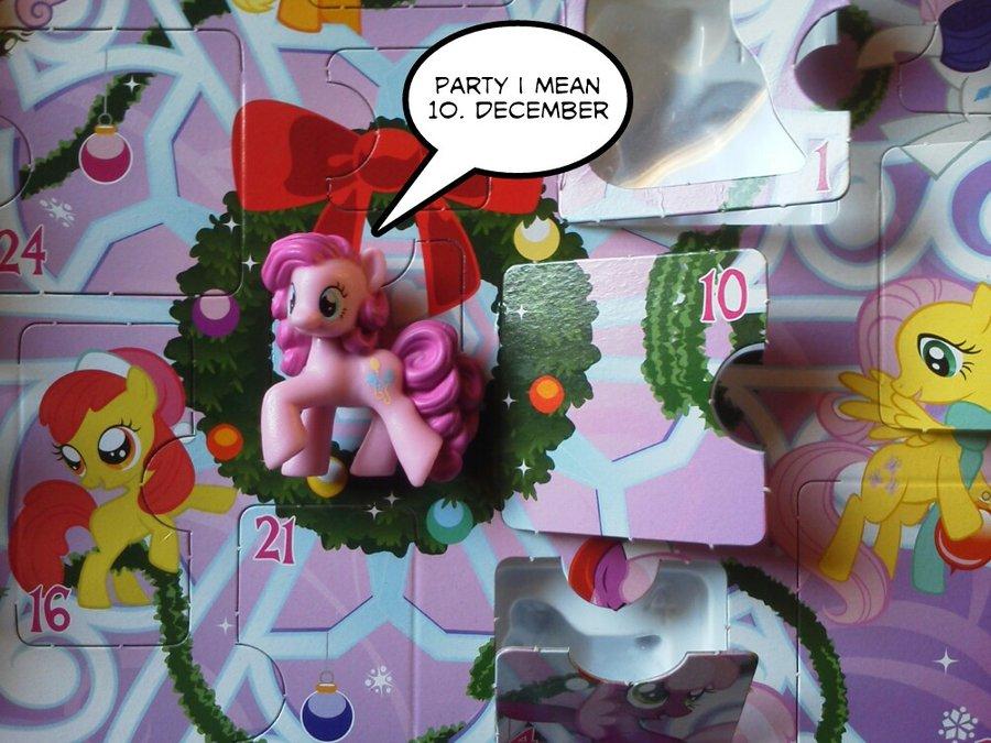 My Little Pony Advent